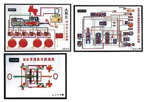 结构特点:  1,电动程序控制电路;