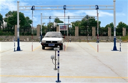 红外线汽车驾驶桩考仪