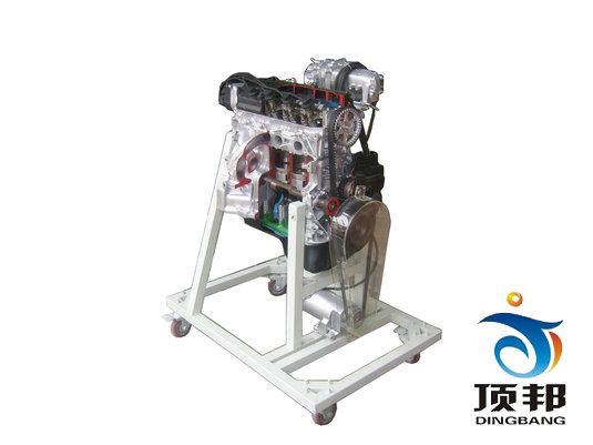 本田雅阁发动机解剖模型