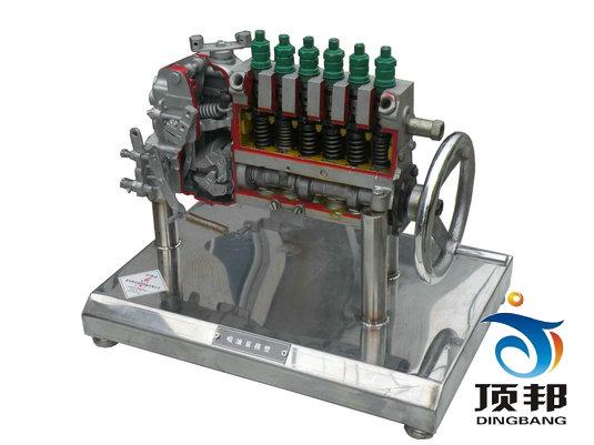 喷油泵解剖模型