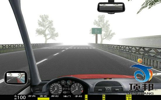 汽车驾驶培训模拟器,驾校设备