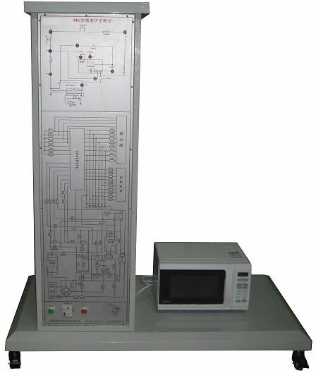 微波炉控制电路及定时电路常见故障与检测维修  6.