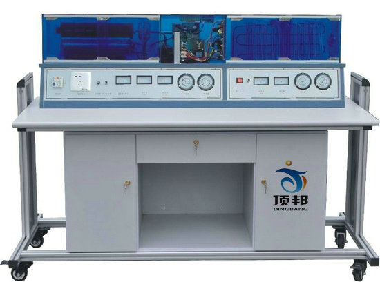 变频空调制冷制热综合实验设备