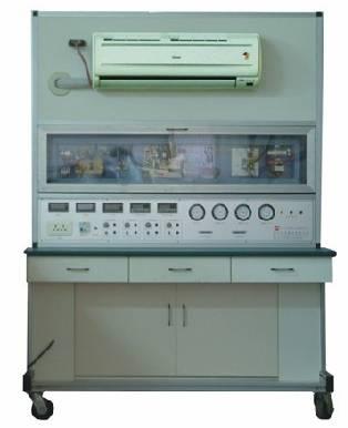 变频空调的系统结构和工作原理
