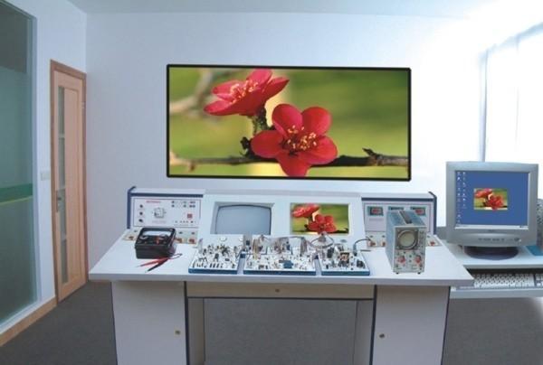 智能型家庭视听影院综合实验室设备(八合一)