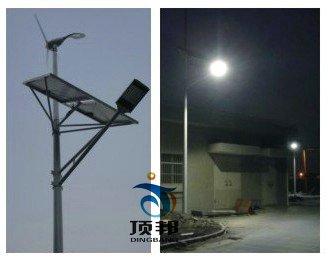 风光互补路灯实验系统