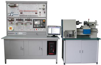 802CTB型数控车床电气控制与维修实训台(半实物)