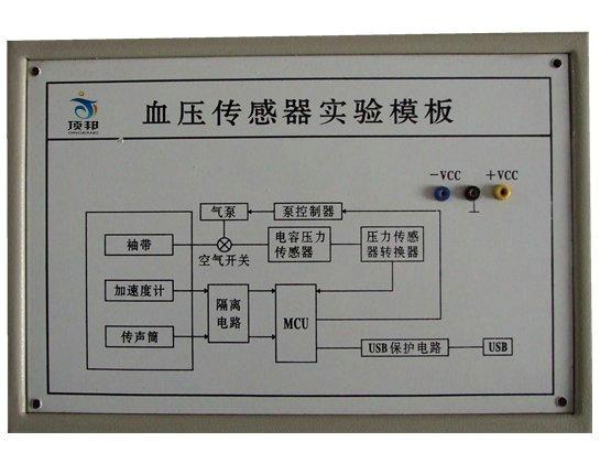 生物医学传感器实验台