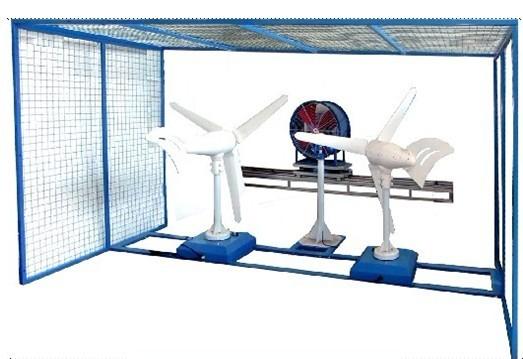 风光互补发电、充电、逆变实训装置