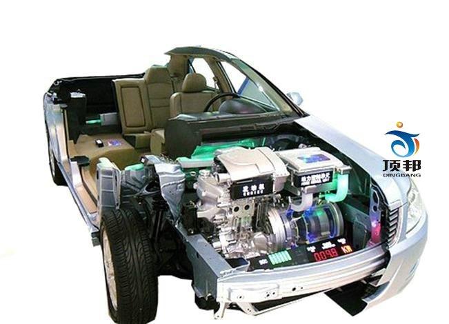 新能源汽车整车解剖模型-上海顶邦公司