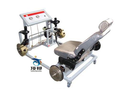 汽车液压刹车系统实训台,汽车刹车系统实训台架高清图片
