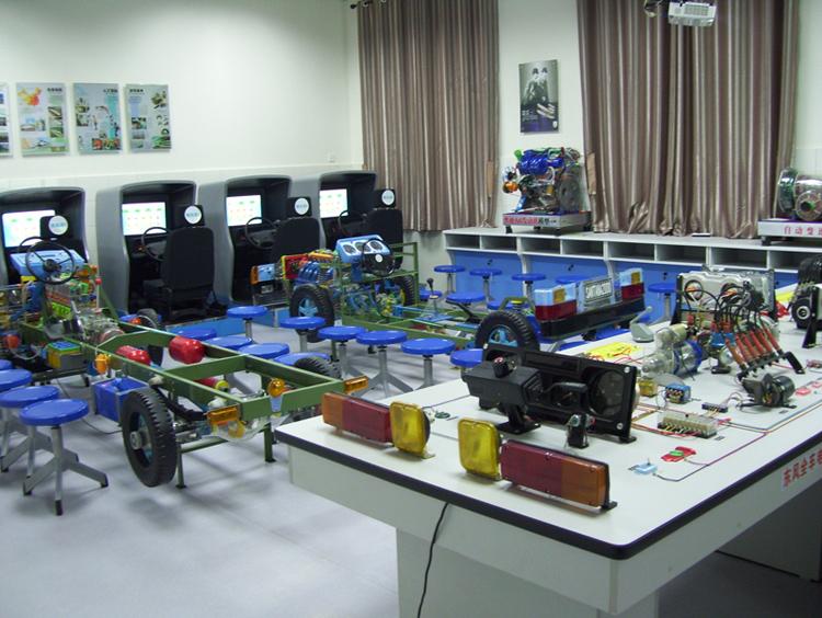 中学通用技术选修课(汽车驾驶与保养)教室建设方案