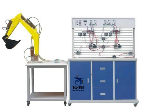 液压传动演示系统图片