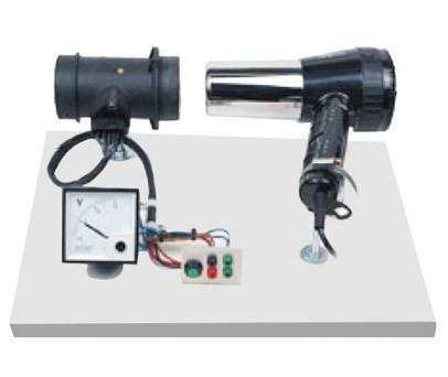 热膜式空气流量计功能模型