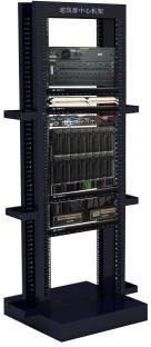 建筑群中心设备间与通信链路装置