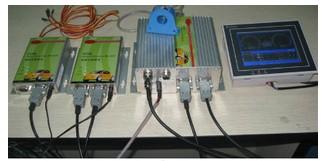 电池管理系统(BMS)实训台