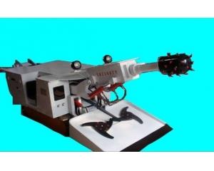 掘进机演示模型(遥控)