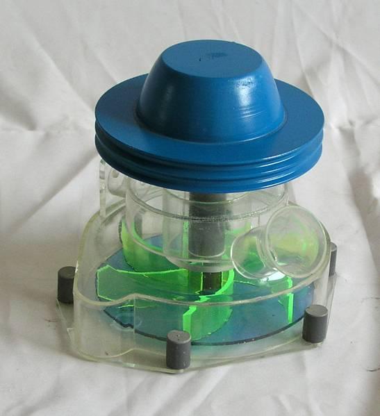 手工制作小水泵