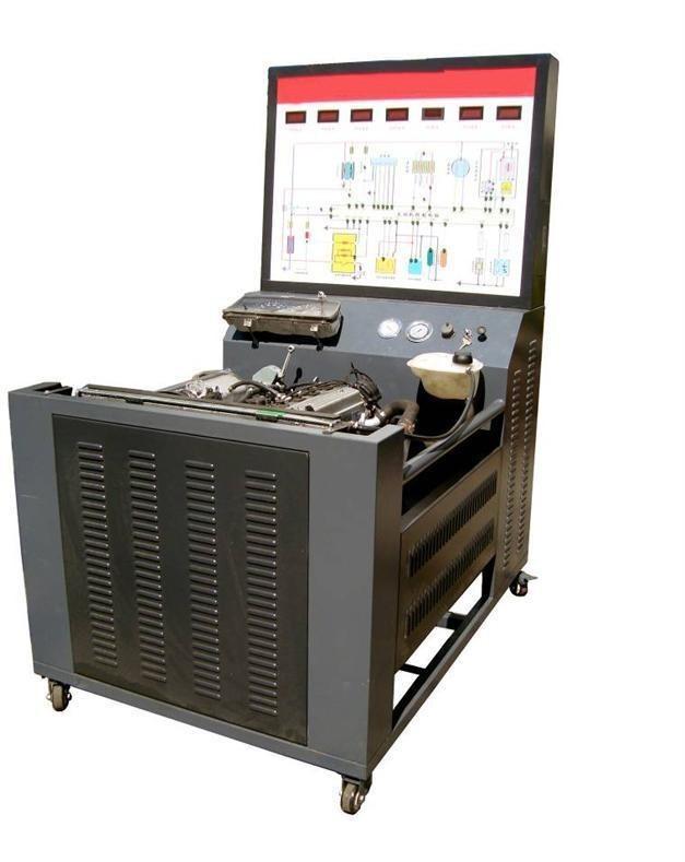 丰田8A-FE电控发动机实训台