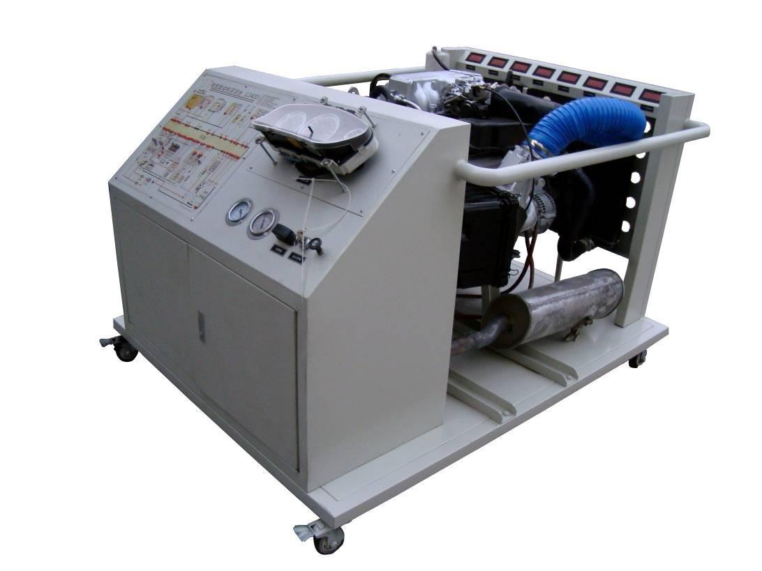 真实展示汽车电喷汽油发动机结构与原理及工作过程