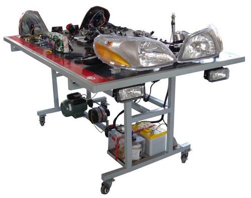 丰田威驰全车电器实训台