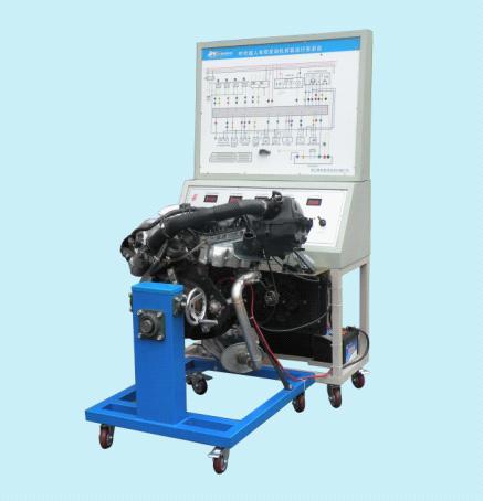 时代超人电控发动机拆装运行实训台