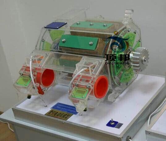 牵引电机模型