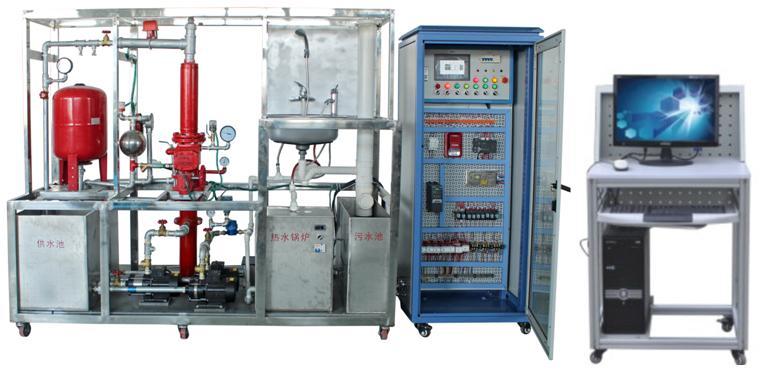 球阀控制排水泵电路图