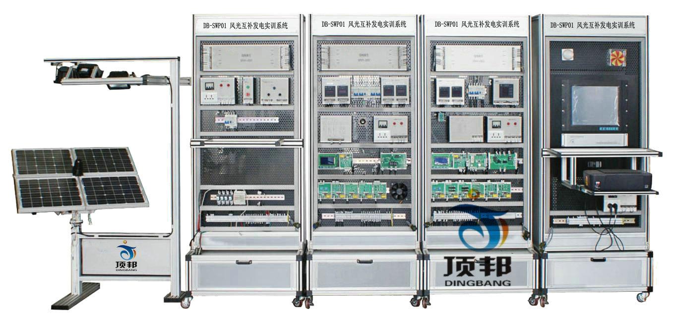 通信模块,单相逆变器-主电路单元模块,频率采集模块,直流电压表,直流