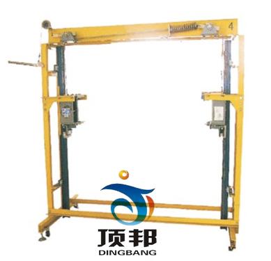 电梯安全钳安装与拆装调试实训设备