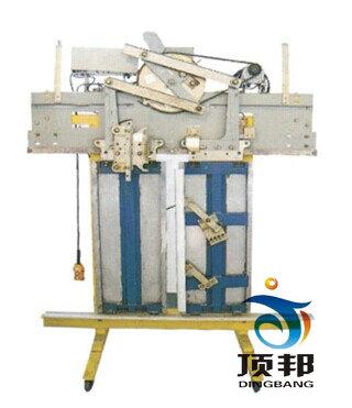 电梯轿箱门安装与拆装调试实训设备