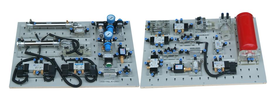 配备工业常用气动元件图片