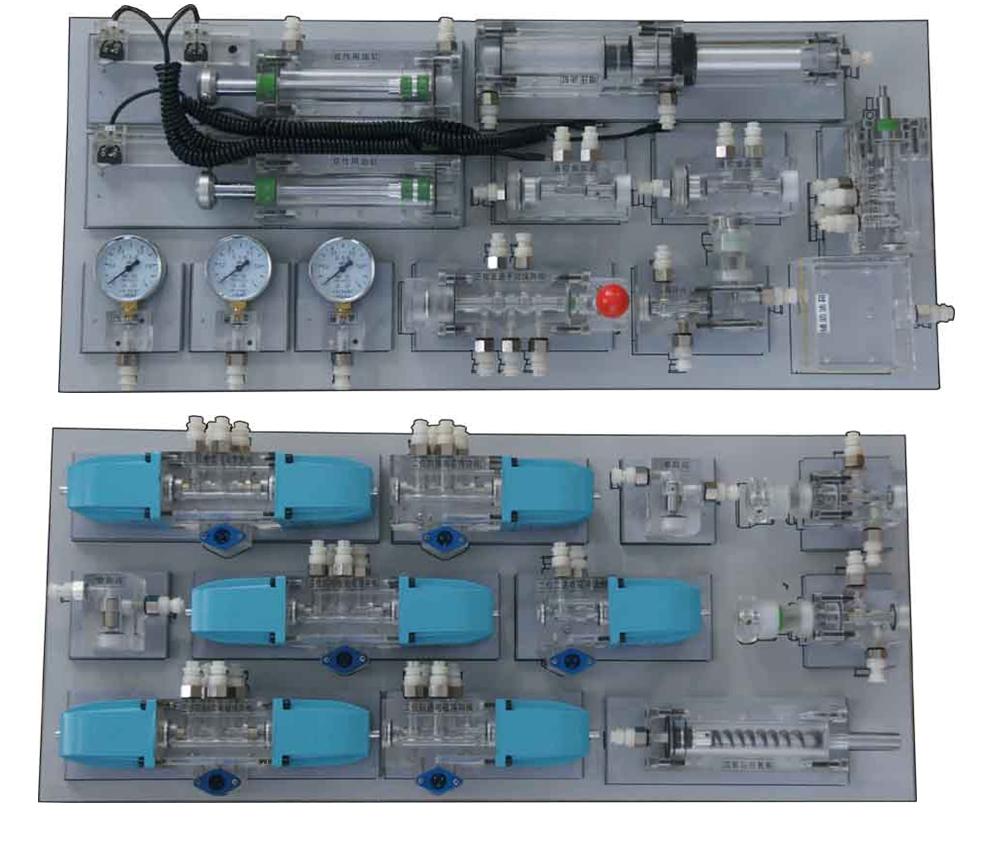 液压面元件配置图片