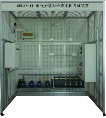 如桥架安装,pvc管安装,吊灯,白炽灯座,日光灯,开关,插座,控制箱,配电
