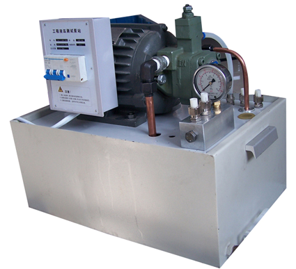 三相工业液压泵站