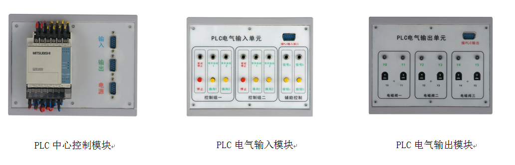 PLC控制模块