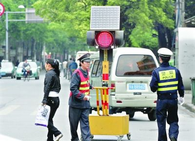 驾校考试交通信号灯