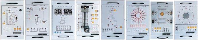 plc实验水塔水位控制接线图
