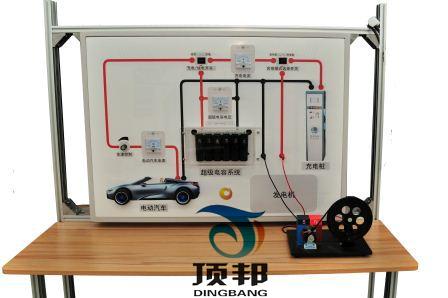 超级电容组,控制器,蓄电池,电动机,整流桥,dc/dc电路,制动开关,油门