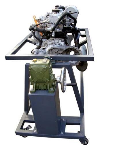 汽车发动机拆装台架