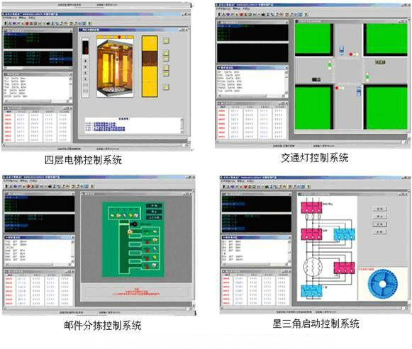 数控式创新实验平台