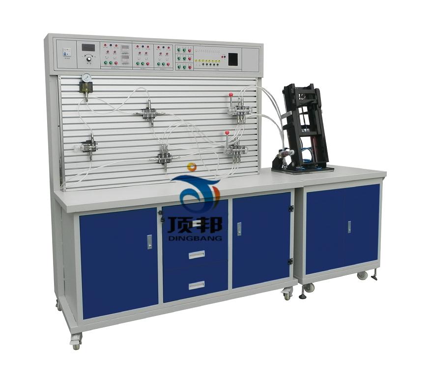 4)控制方式:(1)继电器控制,(2)plc控制使用三菱fx1s-20mr.