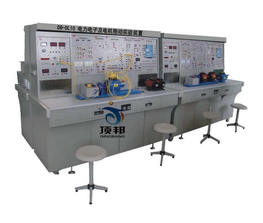 电力拖动模拟软件_电力电子及电机拖动实验装置,电力电子及电机拖动实验室-上海顶 ...