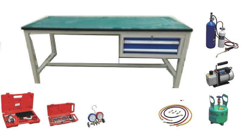 冰箱空调维修实训室设备
