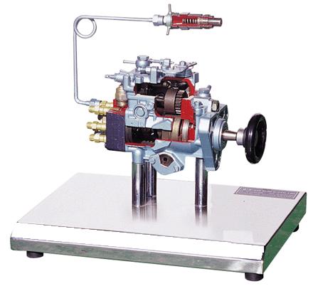 分配式高压油泵解剖模型