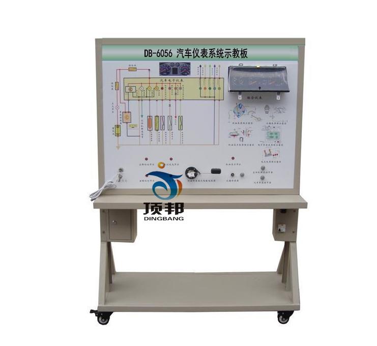 充分展示汽车仪表系统的组成结构和工作过程