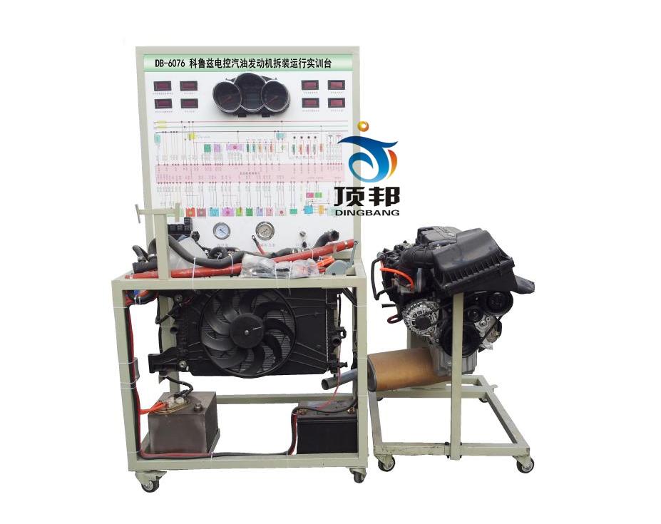 汽车发动机拆装台架,电控发动机拆装运行实训台-上海