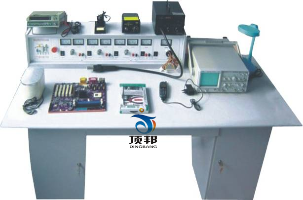多媒体智能型数码应用技术实训装置