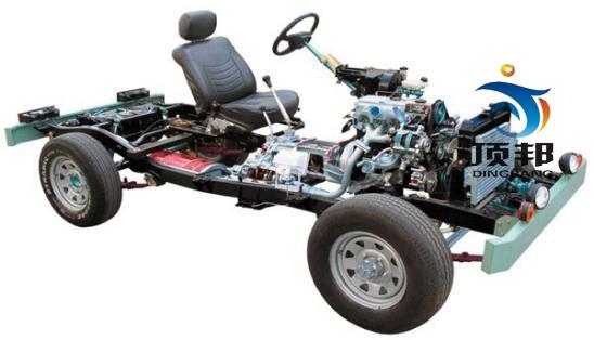 吉普车整车解剖模型