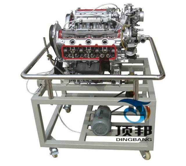 汽车电控发动机构造与维修6
